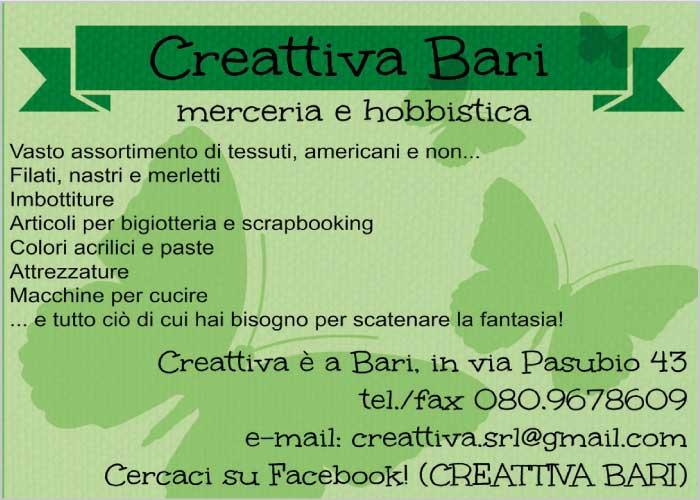 Creattiva Bari - merceria e hobbistica