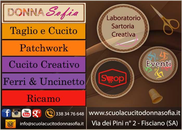 Donna Sofia - laboratorio sartoria creativa