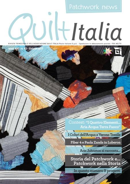 Quilt Italia n.2 estate 2017