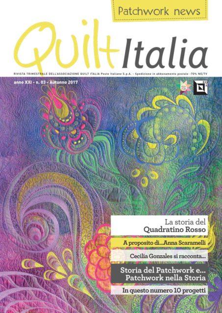 Quilt Italia n.3 autunno 2017