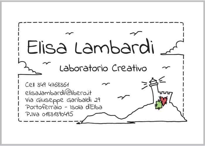 Elisa Lambardi - Laboratorio creativo