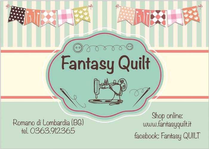 Fantasy Quilt