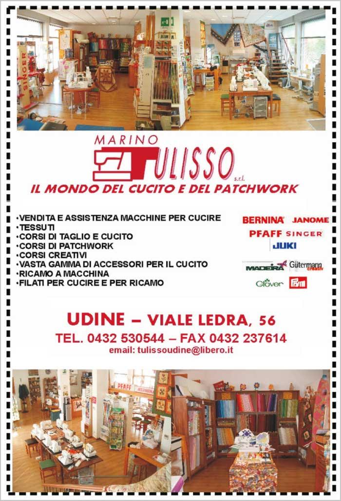 Marino Tulisso - Il mondo del cucito e del patchwork