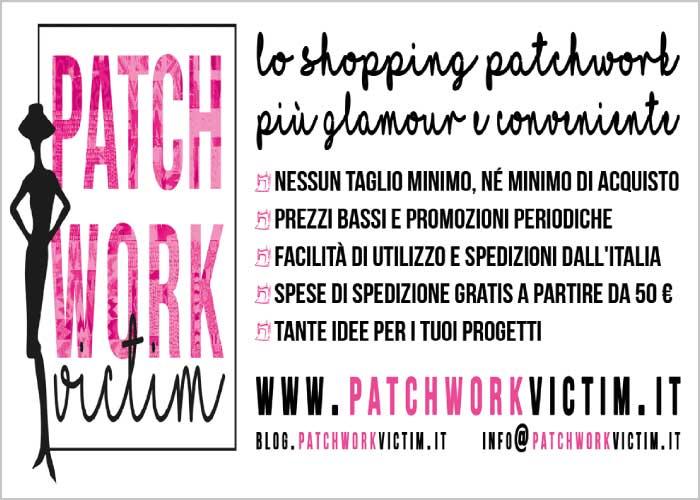 Patchwork Victim - ecommerce patchwork