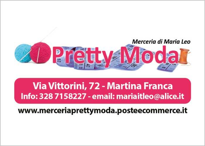 Pretty Moda - Merceria di Maria Leo