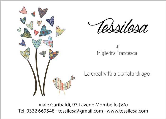 Tessilesa - La creatività a portata di ago